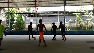 preview picture of video 'turnamen futsal, Bengkayang  ,lapangan flanet'