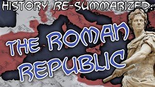 History RE-Summarized: The Roman Republic