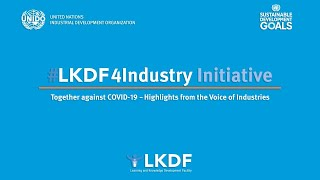 #LKDF4Industry Initiative - The Highlights