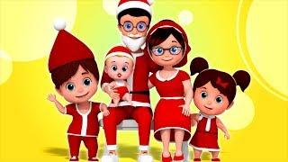Finger Family   Junior Squad   Nursery Rhyme For Children   Kindergarten Song For Toddlers
