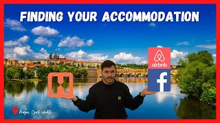 6 BEST WAYS to FIND ACCOMMODATION in PRAGUE for TOURISTS & EXPATS