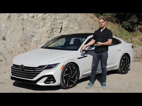 2021 Volkswagen Arteon Test Drive Video Review