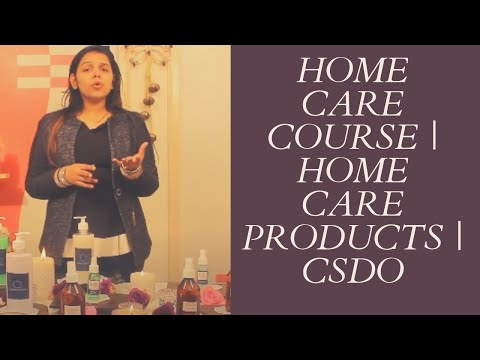 HOMECARE PRODUCTS MAKING CLASSES
