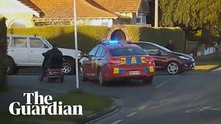 Polizei verfolgt Rolli-Fahrer