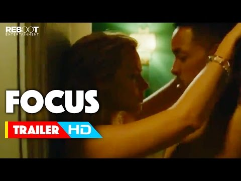 'Focus' Official Trailer #3 (2015) Will Smith, Margot Robbie