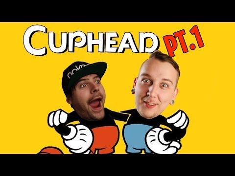 Cuphead Chronicles! RAGING TO EXPERT MODE