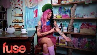Melanie Martinez Shares The Stories Behind Her Coolest Tattoos