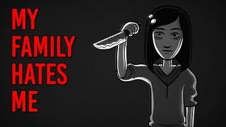 Why Does My Family Hate Me? Scary Story Time // Something Scary | Snarled