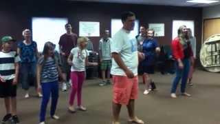 Saratoga Springs Fairytale Ensemble Rehearsal Vid-Freak Flag