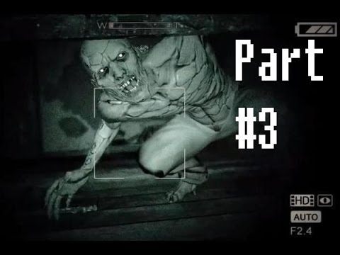 [Horror/Funny] The Suspense killed me!! Outlast Part 3 Ft. Bri Bri