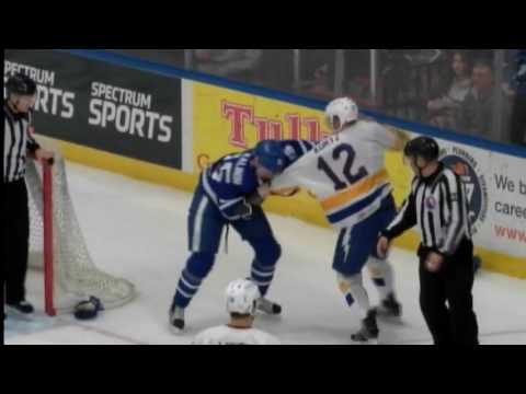 John Kurtz vs. Sergey Kalinin