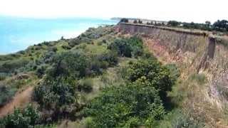 Дикие овраги на побережье Черного Моря