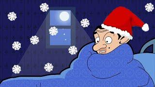 Mr Bean In The Snow & Cold | Mr Bean Cartoon World