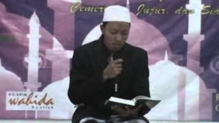 Abdin Syakir-Qori Terbaik Surat Al-Mujadalah Ayat 9-11