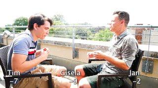 Leben mit Tourette | Flachwitze Challenge mit Gisela