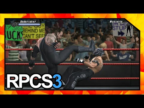 EMU-NATION: WWE 2K17 Emulated using RPCS3! - смотреть онлайн