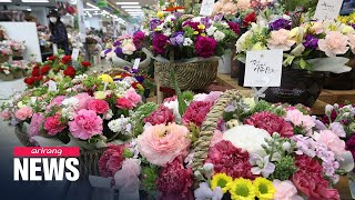 Parents Day Helps Flower Shops Recover From COVID-19