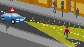 GAO: Pedestrian Safety Features in New Vehicles