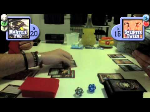 Magic The Gathering Live Duel: Round 2° MyLittlePod Vs Splinter Tween Mp3