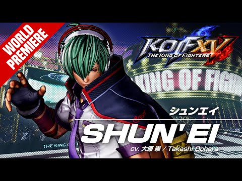 Character Trailer #1 (4K) de The King of Fighters XV