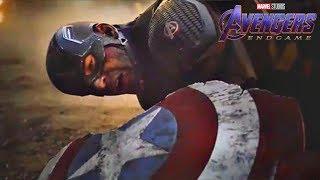 Режиссёры объяснили Почему Танос смог сломать щит Капитана Америки в Мстителях: Финал