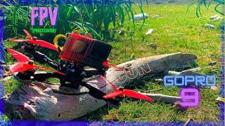 Practicando FPV con Gopro 9 01