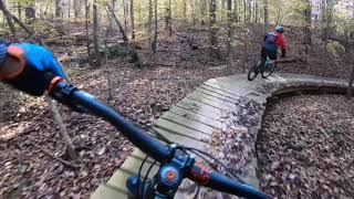 Biking Bad at Meadowood