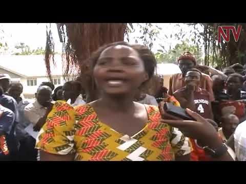 ETTAKA LY'EKIBIRA: E Mubende, amagye ne poliisi biyiiriddwa okulikuuma