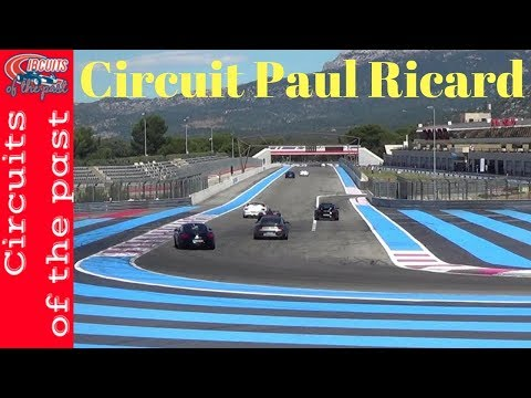 Circuit Paul Ricard (France) Track Visit - Circuit Tour 2017