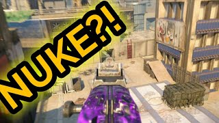 Did The HG40 Get The Nuke?! (Black Ops 3)