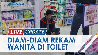 Karyawan Minimarket di Samarinda Rekam Wanita yang Buang Air Kecil di Toilet, Begini Modus Pelaku