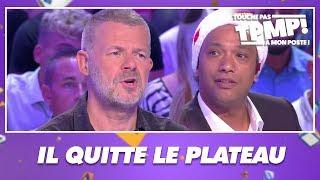 Tensions Entre Eric Naulleau Et Doc Gynéco ? Il Quitte Le Plateau En Direct