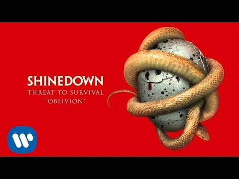 Shinedown Oblivion Official Audio Chords
