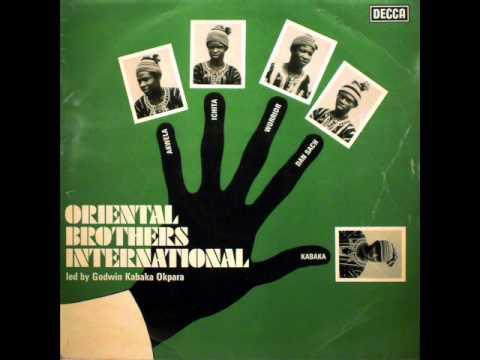 Oriental Brothers International - Nwa da di nma