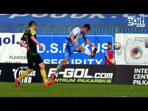 Komentarze po meczu Stomil Olsztyn - GKS Katowice