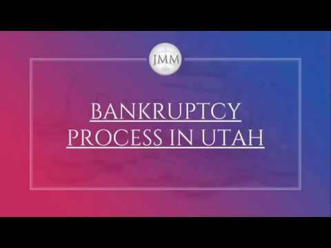 Bankruptcy Process in Salt Lake City Utah
