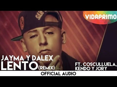Lento - Cosculluela (Video)