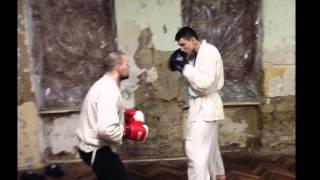 preview picture of video 'Sport Ju-jitsu edzés 2015 02 13 Törökszentmiklós'