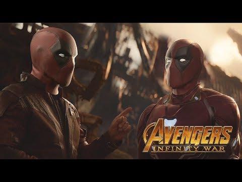 Infinity War trailer but everybody is DEADPOOL