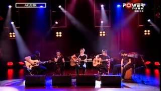 """MODEL"" Akustik Konseri (Tüm Konser - 6 Mayıs '12 PowerTürk TV)"