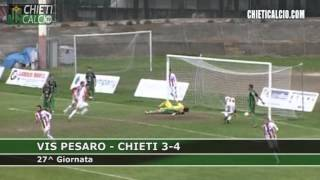 preview picture of video 'Vis Pesaro - Chieti 3-4'
