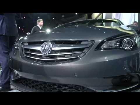 Presentación del Buick Cascada