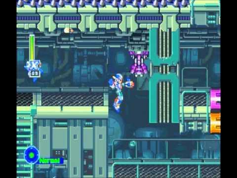 Download Mega Man X5 Squid Adler Perfect Run Video 3GP Mp4 FLV HD