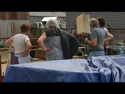 Baisse des contrats aidés : les conséquences pour Emmaüs à Mably (Loire)