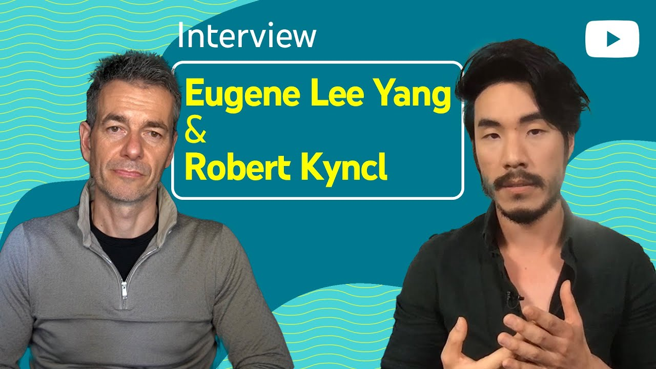 We need to #TalkAsianHate​: Robert Kyncl and Eugene Lee Yang