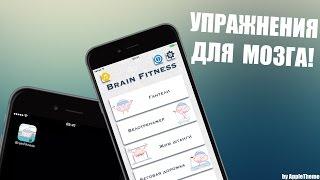 Увлекательная головоломка с заданиями! Качалка для мозга Brain Fitness!