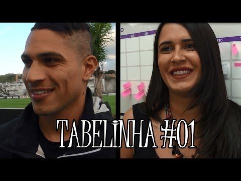 Tabelinha #01 - Guerrero e Sabrina