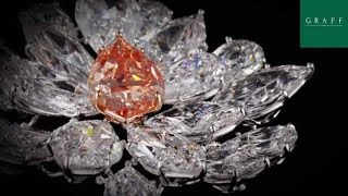 Pink Perfection - Rare Diamond Brooch Unveiled In Paris