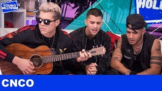 Cnco Answer Fan Questions!