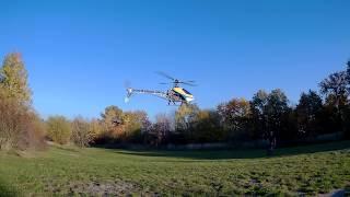 Vrtulník - Domácí Výroba